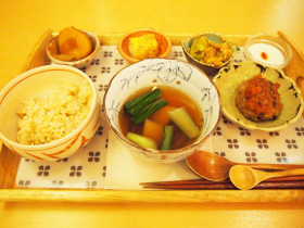 薬膳cafe五色-ランチ