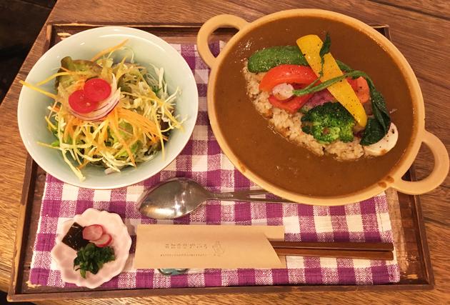 天然食堂かふぅ-薬膳カレー