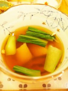 薬膳cafe五色-薬膳スープ